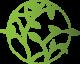 Λουλουδόκηπος μικρό λογότυπο